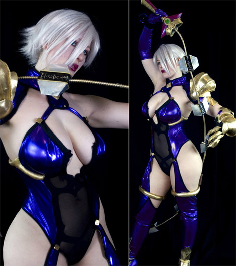 Ivy (Soul Calibur series)