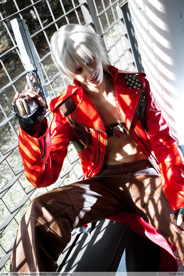 Dante (Devil may cry series)