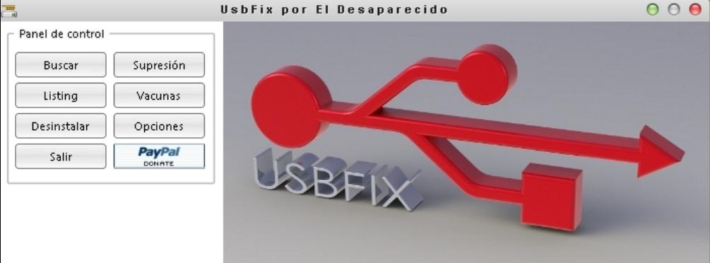 usbfix by el desaparecido